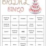 bingo baby shower game fun